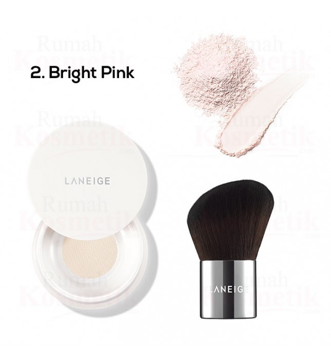 Laneige Light Fit Powder No.2 Bright Pink