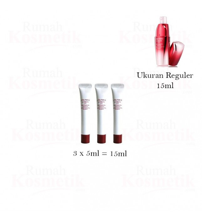 Shiseido Ultimune Power Infusing Eye Concentrate 3x5ml = 15ml