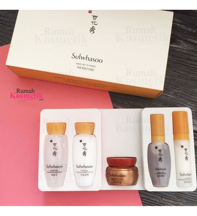 Sulwhasoo Basic Kit (5 Items)