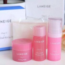 Laneige Clear C Trial Kit 4 items