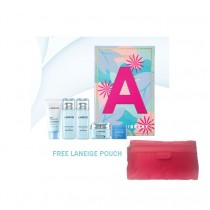 Laneige Whitening Beauty Library Set