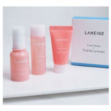 Laneige Fresh Calming Trial Kit (3 Item)