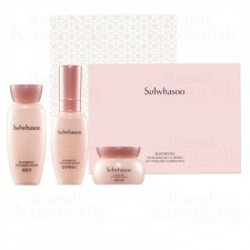 Sulwhasoo Bloomstay Vitalizing Trial Kit 3 items