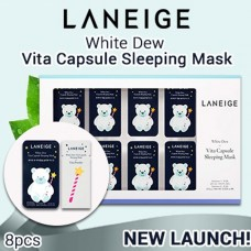 Laneige White Dew Vita Capsule Sleeping Mask