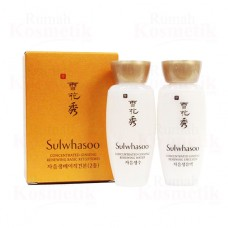 Sulwhasoo Concentrated Ginseng Renewing Basic Kit ( 2 items )